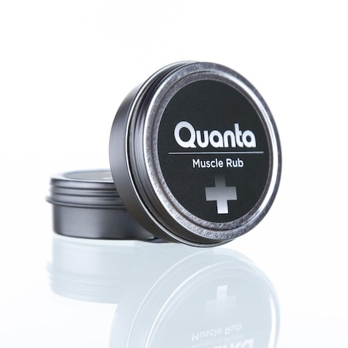 Quanta CBD Muscle Rub Plus