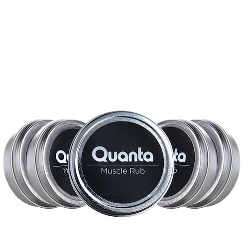 Quanta CBD Tin 5 Pack