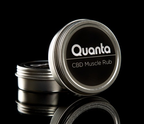 Quanta CBD Tin Two Pack