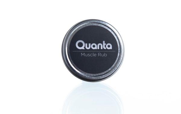 Quanta CBD Muscle Rub Tin