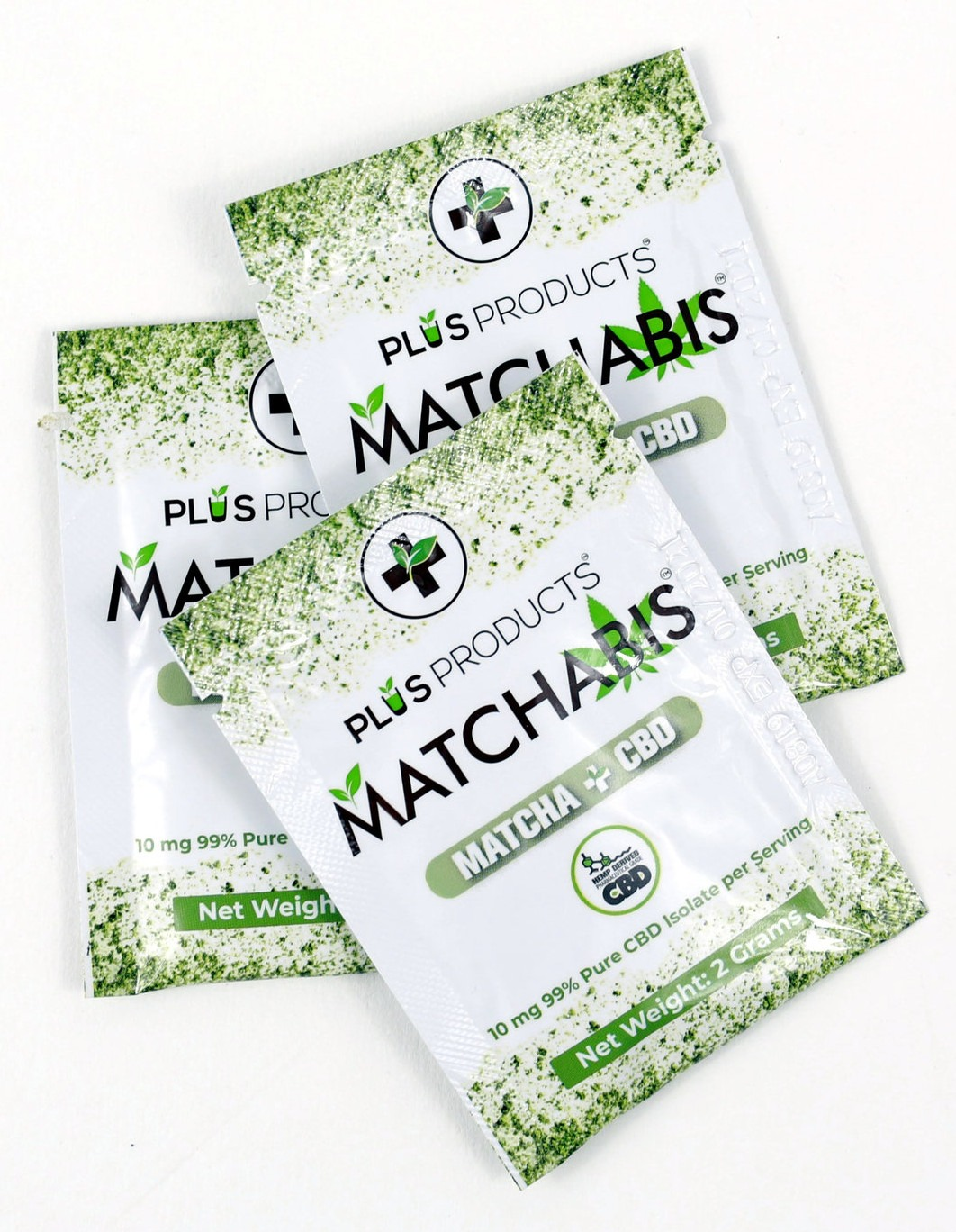 CBD NJ - Matchabis Matcha Tea with CBD Packs