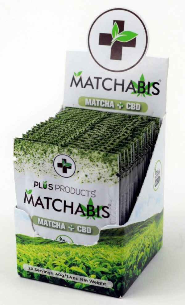 CBD NJ - Matchabis Retail Box