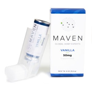 CBD NJ Shop - Medical Grade Maven Inhaler