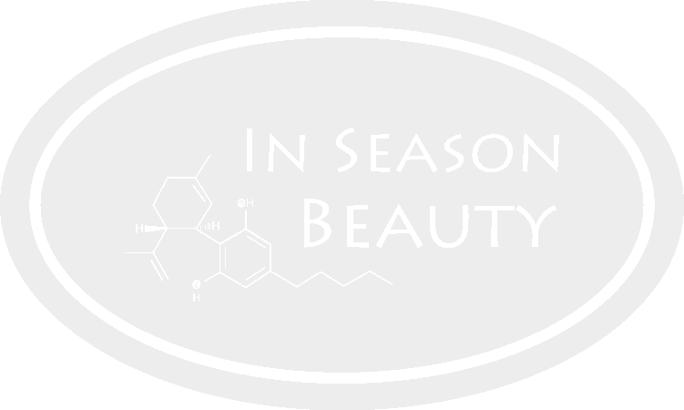 In Season Beauty CBD Products