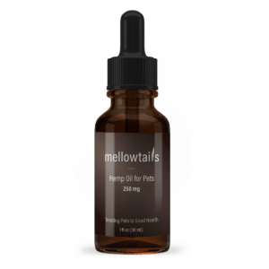 Mellow Tails - 250MG Pet Tincture