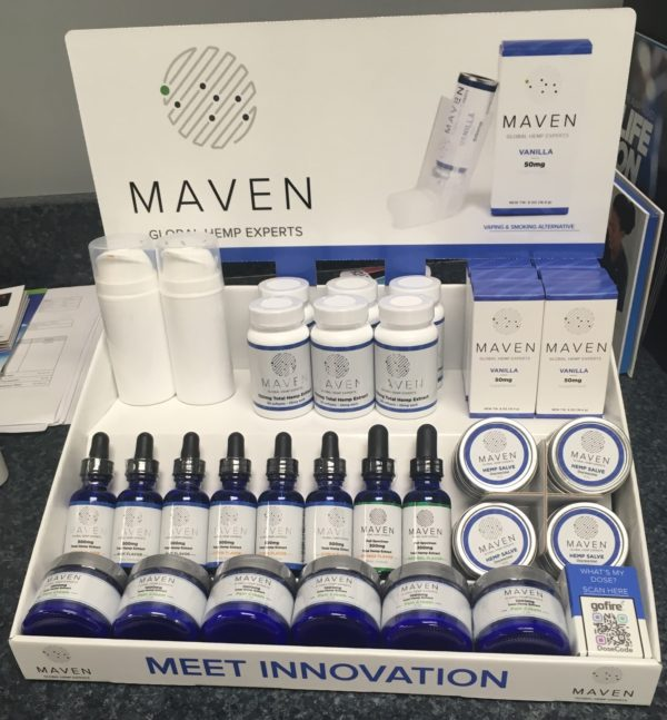Maven Turnkey CBD Product Packages